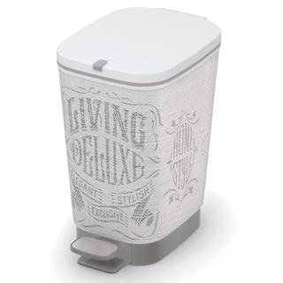Plastový odpadkový koš do koupelny CHIC Laundry Bag S 10 l