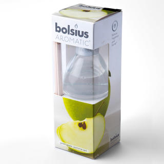 Osvěžovač vzduchu Bolsius, jablko, objem 45 ml