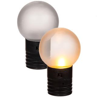 Plastová LED žárovka s magnetem