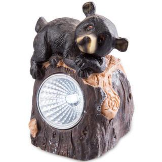 Solární zahradní dekorace - medvěd