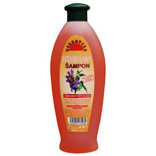 Sedmibylinný vlasový šampon
