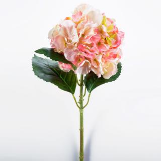 Umělá HORTENZIE růžová 70 cm