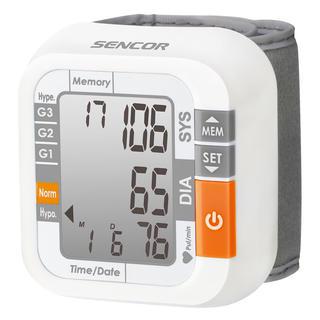 Digitální tlakoměr na zápěstí Sencor SBD 1470