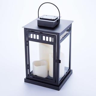 Lucerna se solárními LED svícemi