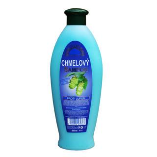 Chmelový vlasový šampon proti lupům 550 ml