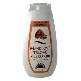 Mandlové tělové mléko 400 ml