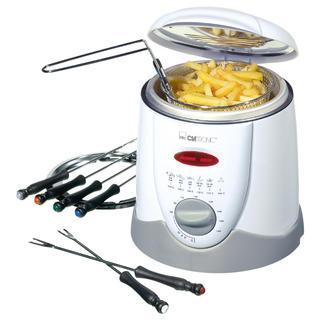 Mini fritéza CLATRONIC FFR 2916 1 L