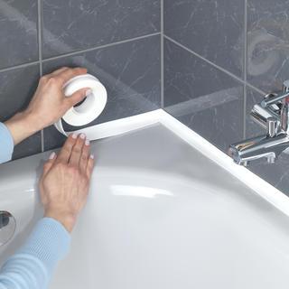 Těsnící páska k vaně šířka 2,8 cm