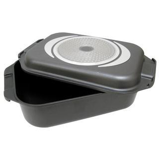 TORO Indukční hliníkový pekáč 2v1