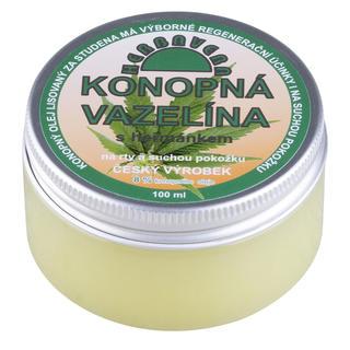 Konopná vazelína