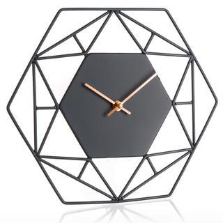 Nástěnné hodiny WIRE 30 x 26 cm