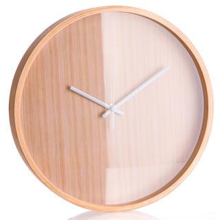 Nástěnné hodiny WOOD RIM 30 cm