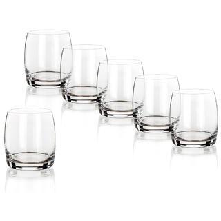 Banquet sada sklenic na whisky LEONA 280 ml, 6 ks
