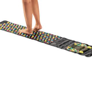 Masážní akupresurní podložka na nohy 175 cm