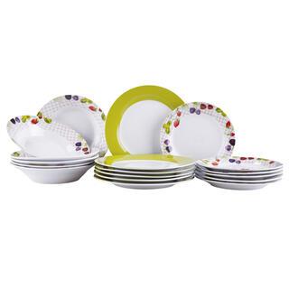 Porcelánová sada talířů MARIKA 18 ks