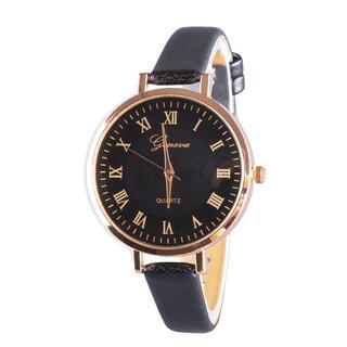 Dámské hodinky GENEVA černé