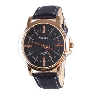 Pánské hodinky YAZOLE černé