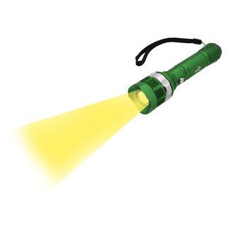 Cattara ruční LED svítilna zelená