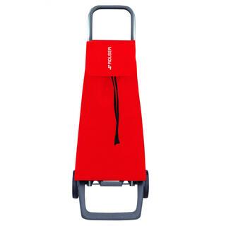 ROLSER Taška na kolečkách Jet LN červená