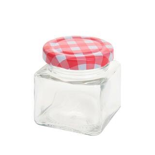 Zavařovací sklenice s víčkem sada 4 ks