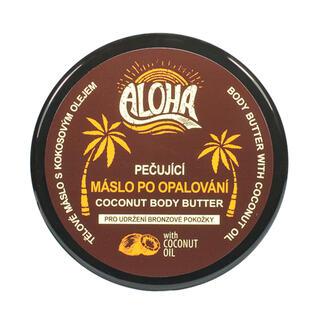 Máslo po opalování s kokosovým olejem ALOHA 200 ml