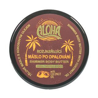 Máslo po opalování rozjasňující s kokosovým olejem ALOHA 200 ml