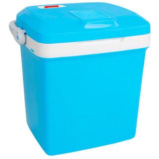 Chladicí box/autochladnička 26 l 12/230 V modrá