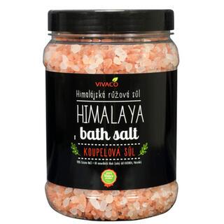 Himálajská růžová sůl do koupele 1500 g