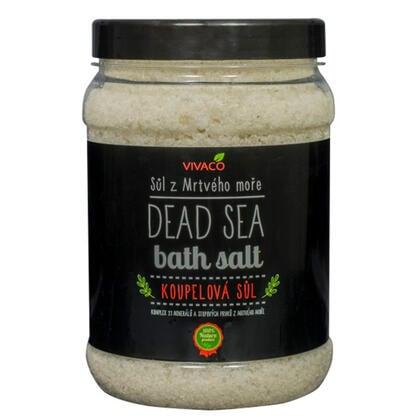 Koupelová sůl z Mrtvého moře 1500 g