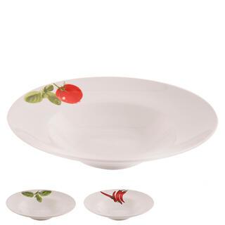 Porcelánový hluboký talíř PASTA