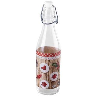 Skleněná lahev na likér LINECKÉ