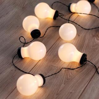 Světelný řetěz s 10 LED žárovkami 2,2 m