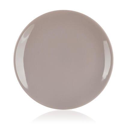 Talíř dezertní keramický NATURAL Latté 20 cm