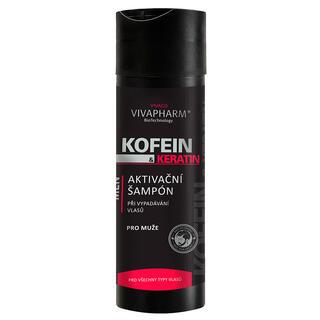 Kofeinový šampon pro muže 200 ml