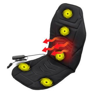 Potah sedadla vyhřívaný s masáží 12V ARROW