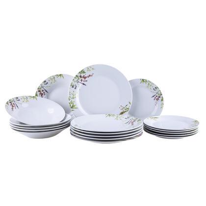 Porcelánová souprava talířů  HERBAL GARDEN