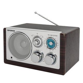 Retro rádio Orava RR-19 B