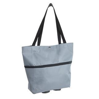 Skládací nákupní taška na kolečkách