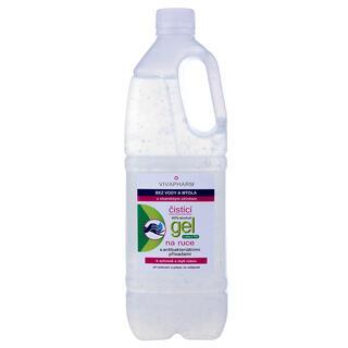 Antibakteriální čisticí gel na ruce s aloe a TTO 1 litr