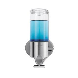 Nástěnný dávkovač tekutého mýdla Simplehuman