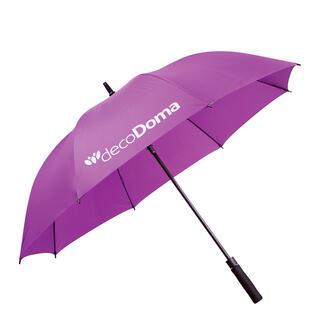 XXL deštník decoDoma fialový