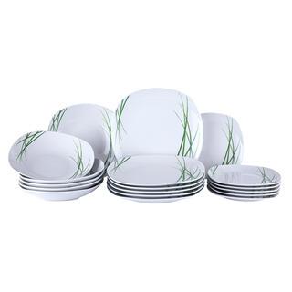 Porcelánová jídelní souprava DELIA 18 ks