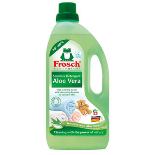 FROSCH EKO Prací gel sensitive Aloe vera 1,5 l