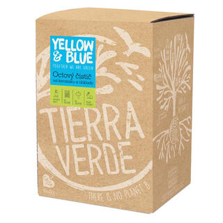 Tierra Verde Octový čistič, 5 l