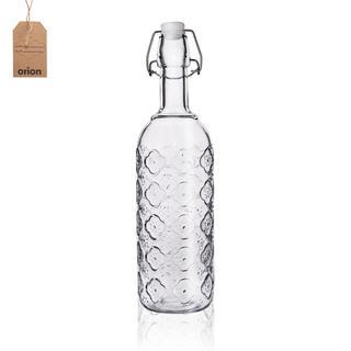 Skleněná láhev s klipovým uzávěrem 750 ml
