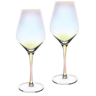 Sklenice na bílé víno LUSTER 500 ml l 2 ks