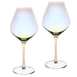 Sklenice na červené víno LUSTER 650 ml 2 ks
