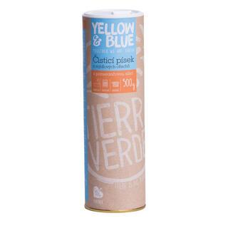 Tierra Verde čisticí písek z mýdlových ořechů, 500 g