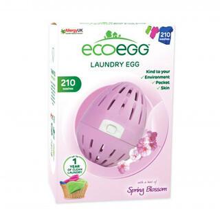 Prací vajíčko Ecoegg 210 praní, aroma jarní květy