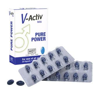 Stimulační tablety V-Activ pro muže